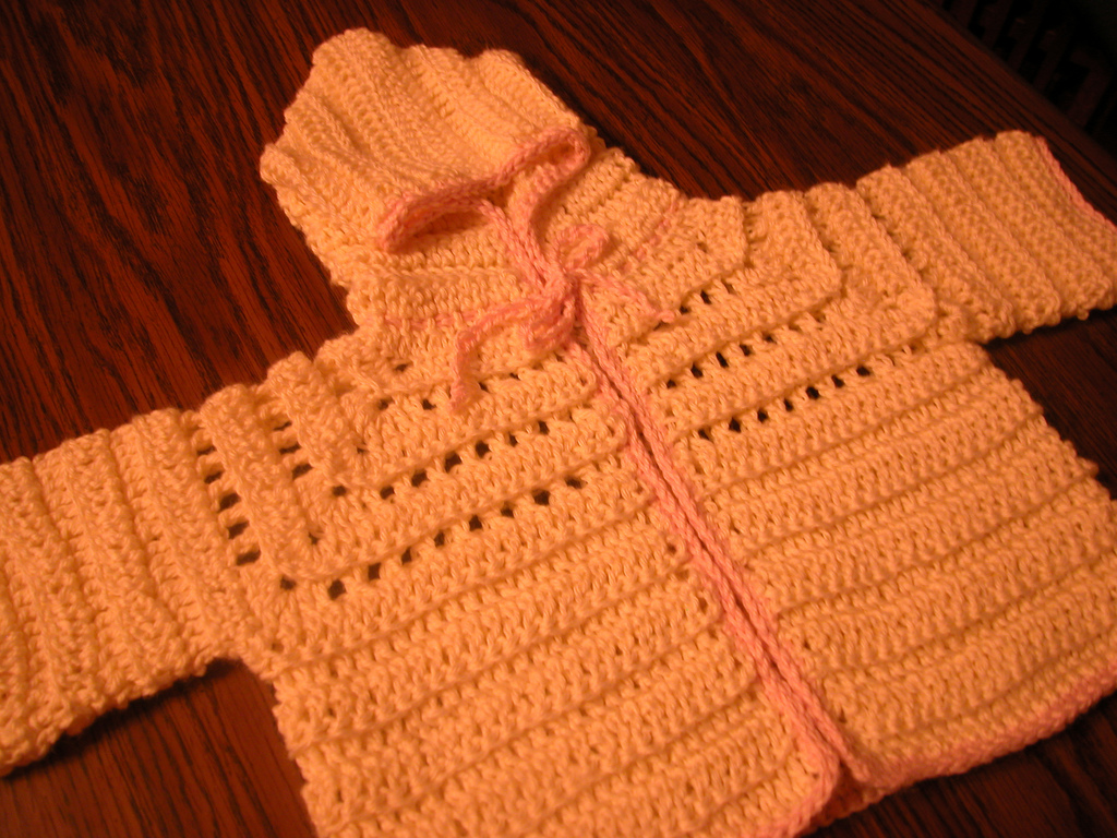 Baby Hoodie Knitting Pattern Free : Cyber Monday - Free Patterns to fill your gift list!