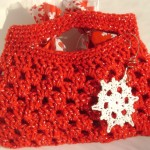 There's still time to craft: Glitzy Boutique Bags and Lovely Snowflakes!