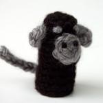 Monkey-Finger-Puppet