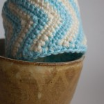 Chevron Cuff on Pot