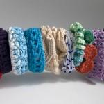 10 Fabulous and Free Crochet Bracelets