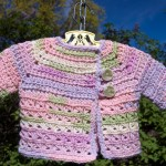 Baby In Bloom Sweater