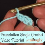 Foundation Single Crochet (FSC)