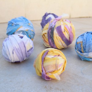 How to Make Yarn from Sheets