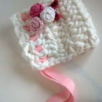 free baby bonnet crochet pattern Toot Sweet Newborn Bonnet Crochet Free Pattern
