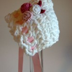 Toot Sweet Newborn Bonnet Crochet Free Pattern