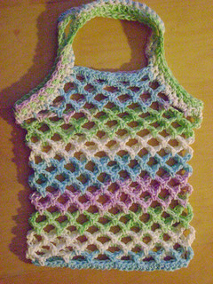 Hana Hana Crochet Shopping Bag Free Pattern