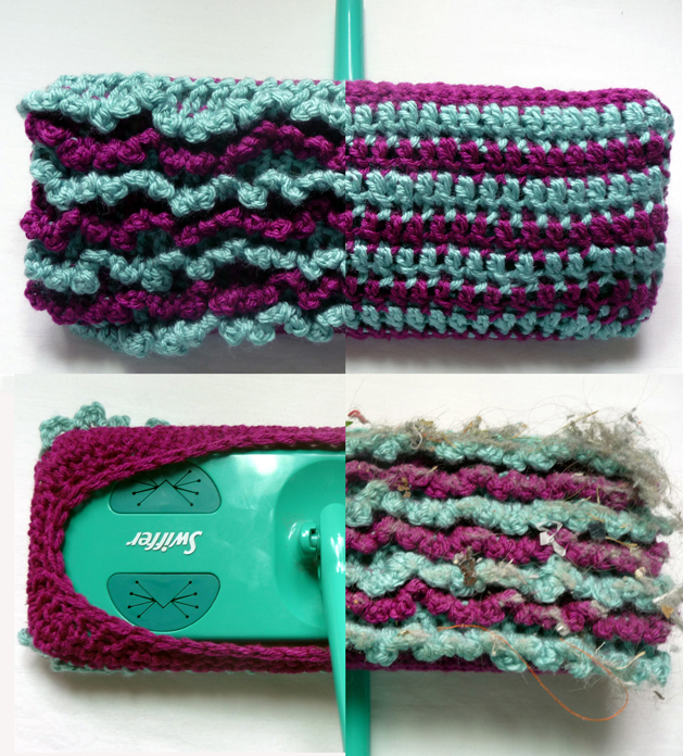 swiffer cover crochet pattern free