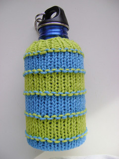 Water Bottle Cover Free pattern moogly