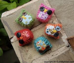 Austin Owl Amigurumi Free Crochet Pattern on Crafty Is Cool