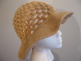 Floppy Sun Hat Free Crochet Pattern ea4c4769ff2