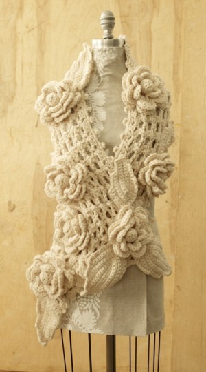 Crochet Lace Patterns Online : Beautiful Crochet Lace: 10 Free Patterns