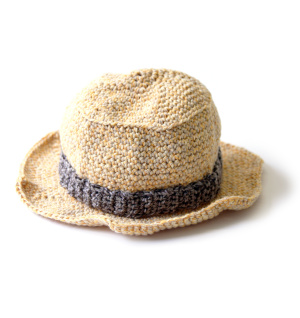 112a1b1d4840e7 Free Boy's Crochet Summer Hat Pattern