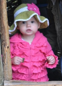 Free Crochet Sun Hat Pattern Infant Child Adult