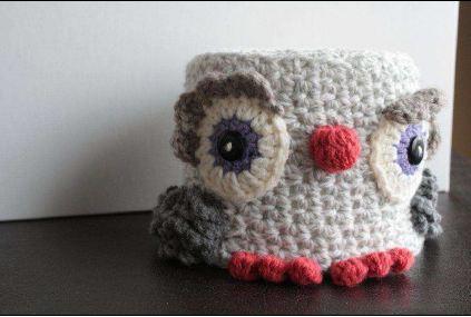 Cute Little Amigurumi Owl : Ten free crochet owl patterns