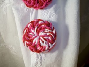 Free Crochet Pattern Button Big