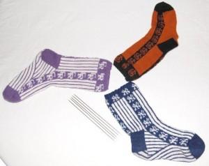 Free Knitting Pattern MLB Women Child