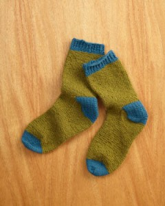 Free Crochet Pattern Father's Day Crochet Socks Lion Brand Gift