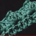 how to crochet popcorn stitch dc bobble video tutorial demonstraion