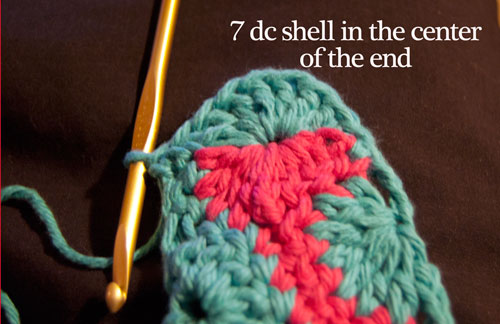 catherine wheel headband free crochet pattern ear warmer child teen adult