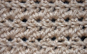crochet stitch pattern free hdc cluster