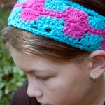 Catherine Crochet Headband: free pattern at moogly
