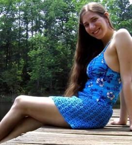 swimsuit skirt coverup cover free crochet pattern adjustable