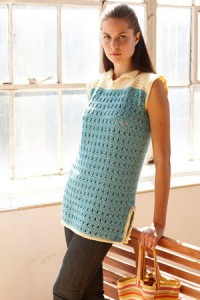 Beach Cover Up swimsuit free crochet pattern swimming pool easy