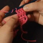 double crochet dc trc uk us stitch free video tutorial counting rows