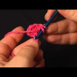 Double Crochet (dc) Video Tutorial Thumbnail
