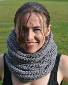 Kathryn Vercillo, author of Crochet Saved My Life
