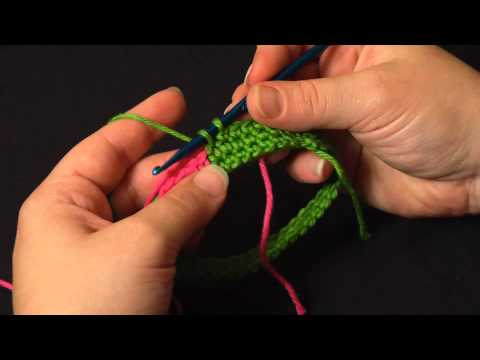 Tapestry Crochet Video Tutorial Thumbnail