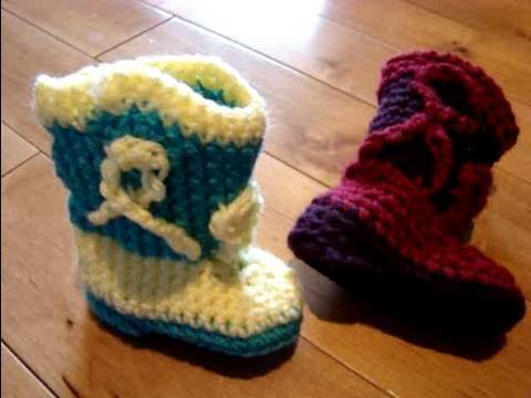 Show Me Your Booties - 10 Free Crochet Patterns!