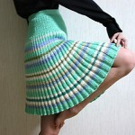 Fall's Hot Trend: Free Knit and Crochet Skirt Patterns!