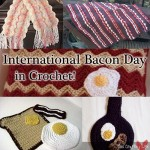 International Bacon Day in Crochet!