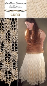 Knitting Pattern Lace Dress : Gorgeous Knit Skirts! A roundup on mooglyblog.com, including this Luna Flicke...