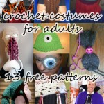 10 Crochet Costumes and Patterns for Adults