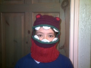 crochet costumes for adults free crochet patterns grown ups eaten alive monster hat pattern balaclava hat free pattern