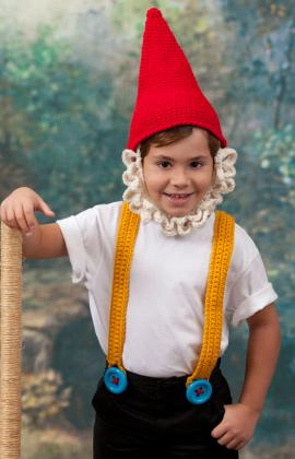 10 Crochet Halloween Costumes For Kids And 14 Free Patterns