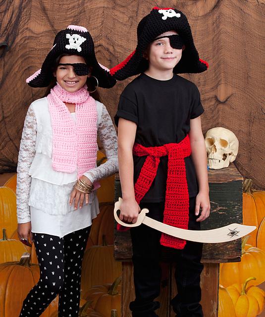 Free Halloween Costumes 2 the brawny guy Crochet Halloween Costumes Crochet Halloween Costume Roundup Free Patterns Pirates Kids Children