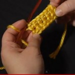 single crochet video tutorial sc dc us uk free learn to crochet lessons