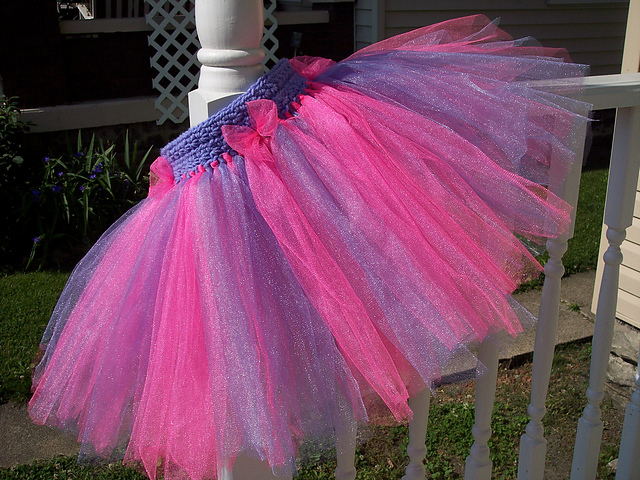Free Crochet Pattern For Baby Tutu : 10 Crochet Halloween Costumes for Kids (and 14 Free Patterns!)