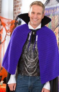 crochet costumes for adults free crochet patterns grown ups vampire cape pattern