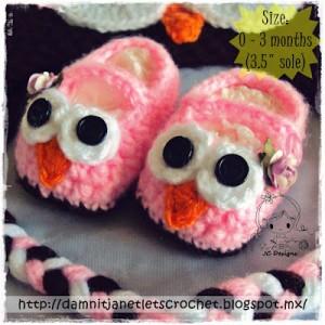 crochet owl pattern free crochet owl patterns crocheted owls owl baby booties pattern
