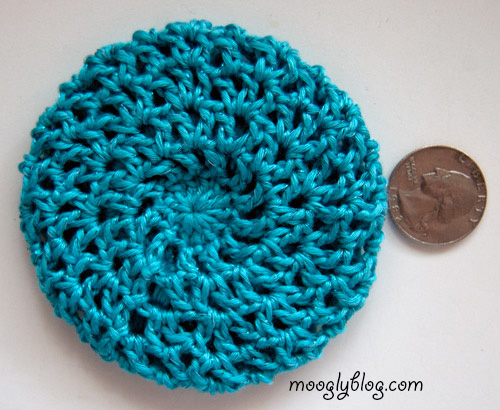 Free Pattern All Too Perfect Crocheted Bun Cover
