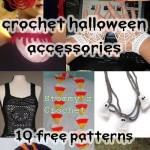 Spice It Up with Crochet Halloween Accessories!