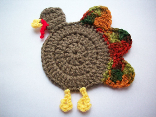 thanksgiving coasters free patterns