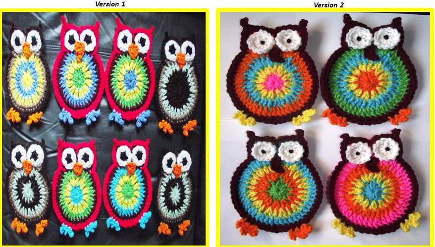 Ten *More* Free Crochet Owl Patterns