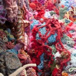hyperbolic crochet coral reef project free crochet patterns smithsonian