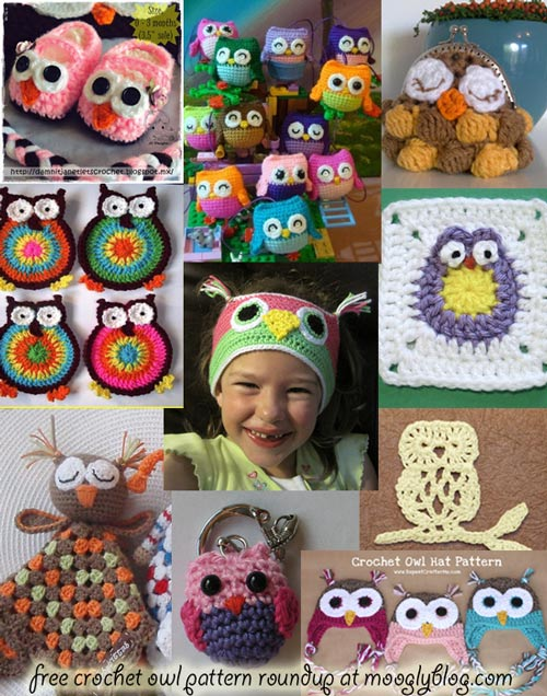 crochet owl pattern free crochet owl patterns crocheted owls free owl patterns